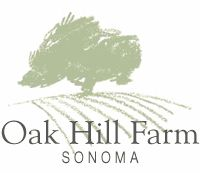 """Oak Hill Farm uses sustainable agricultural practices to grow flowers and produce on """"45 acres of farmland set on 700 acres of protected wildlands nestled against the western slope of the Mayacamas Mountains in Glen Ellen, California.""""  Visit the Red Barn Store at the ranch."""