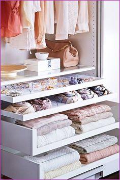 lovely closet
