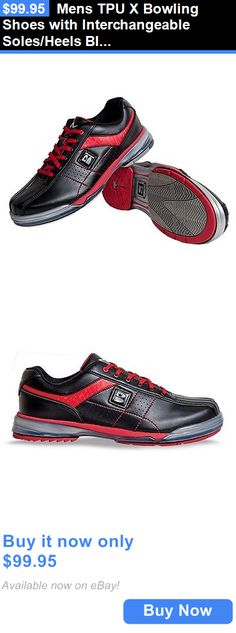 sporting goods: Mens Tpu X Bowling Shoes With Interchangeable ...