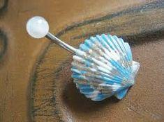 Piercing coquillage
