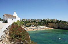 Praia da Senhora da Rocha - Portugal