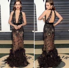 Ano passado, fizemos um post só com os vestidosdo Oscar e das after parties. Esse ano, foi impossível! Forammuitos lookslindos e inspiradores para casam