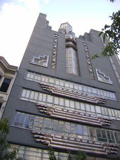 WCAU Broadcast Building I(aka WHYY Building, aka Art Institute of Philadelphia)  1622 Chestnut Street
