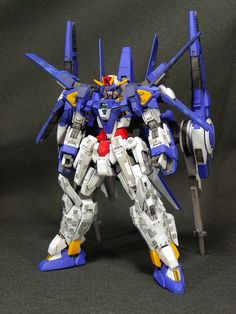 "Custom Build: HG 1/144 Gundam AGE-3 Normal ""Refined"" - Gundam Kits Collection News and Reviews"