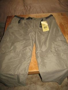 Guides Choice Men's XXL quickdry fishing pants #GuidesChoice