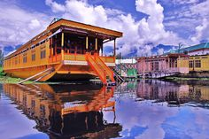 House Boat Dal Lake