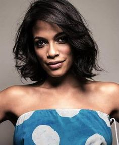 Most Beautiful, Beautiful Women, Rosario Dawson, Hollywood Actresses, Women Empowerment, American Actress, Pretty Woman, Easy Hairstyles, Documentaries