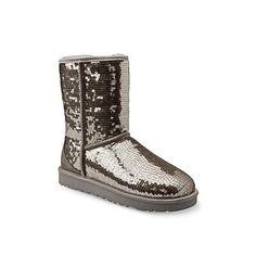 bling bling >>> UGG® Australia Sparkle Short Boots