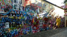 Le Mur John Lennon