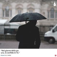 """""""Nel giorno della paura, io confido in Te.""""  #Salmi 56:3 NR06 #Salmo #Dio #God #Bibbia #HolyBible #Bible #Biblia #BibleVerse #BibleVerses #Cristianesimo #Italy"""