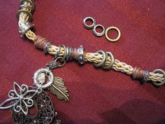 Chris Knits in Niagara: Knit an I-cord Necklace