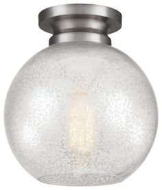 Murray Feiss Tabby Transitional Flush Mount Ceiling Light X-SB704MF contemporary-flush-mount-ceiling-lighting
