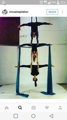 Triple crossback pose Aerial Hammock, Aerial Hoop, Aerial Arts, Aerial Acrobatics, Aerial Dance, Aerial Silks, Silk Dancing, Halloween Photos, Pole Fitness