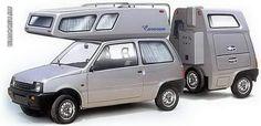 Pickup Camper, Car Camper, Mini Camper, Camper Van, Old Campers, Little Campers, Tiny Trailers, Camper Trailers, Kombi Motorhome