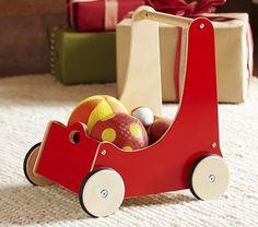 Nursery Push Cart | Pottery Barn Kids- James