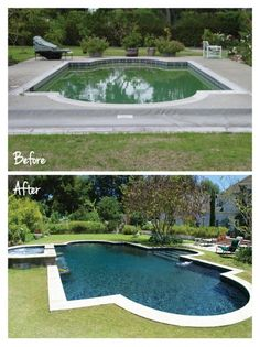 Hot Tub and Pool Finish Remodel Inground Hot Tub, Roman Pool, Pool Finishes, Pool Remodel, Outdoor Pavilion, Outdoor Rooms, Outdoor Living, My Pool, Lanai Ideas