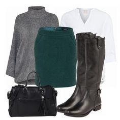 Herbst-Outfits: CityGirl bei FrauenOutfits.de