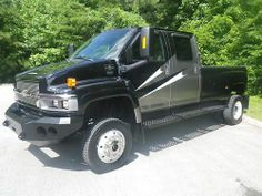 Chevrolet 4500 4x4 for Sale | Find used 2005 Chevy C-4500, 4x4, Duramax Diesel, Kodiak, Low Miles ...