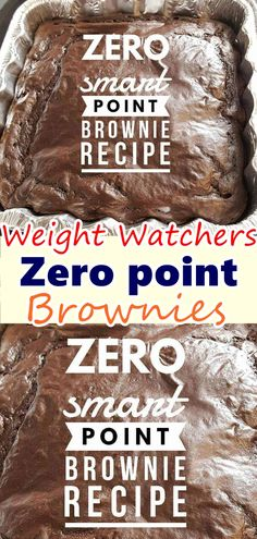 I wanted to make an original post for this recipe with some clarifications Because these are made with protein and not flour They will have a more spongy texture Dont exp. Skinny Recipes, Ww Recipes, Brownie Recipes, Light Recipes, Cooking Recipes, Snacks Recipes, Waffle Recipes, Candy Recipes, Weight Watchers Smart Points