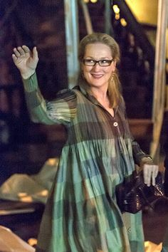 Meryl Streep at Obama fundraiser NYC: Star-studded fundraiser for President Obama in West Village home