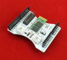LinkSprite Bluetooth Shield for Arduino, http://www.amazon.com/dp/B00HGJM1H8/ref=cm_sw_r_pi_awdm_8ekZvb1QBFQGH