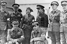 Spain - 1937. - GC - Scottish members of the International Brigades.