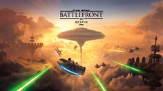 Expand your galaxy with the Star Wars™ Battlefront™ Bespin digital expansion pack