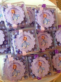 Festa Princesa Sofia: 41 ideias para o aniversário