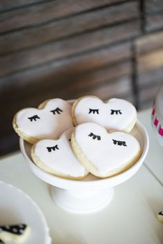 cute cookies for your bridesmaids