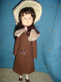 Kate Greenaway Constance doll by Pedigree 5=5.5 listed for