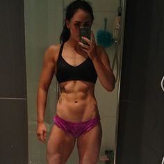 rebeccalovesfitnessandyou:  A little #throwbackthursday action to motivate me for abs this morning! LETS GO!  #fitfam #fitfreaks #fitspo #fitgirls #figure #figureathlete #iifym  #fitnessgirls #abs #quads #gymlife #gymchicks #gymgrind #throwback #motivation #bodybuilding #bodyfitness #girlswholift #girlsthatlift #gymmotivation  #girlswithmuscle