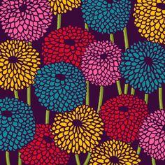 Full of Chrysant Art Print by Budi Satria Kwan | Society6