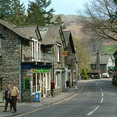 Grasmere in the Lake District - Beautiful