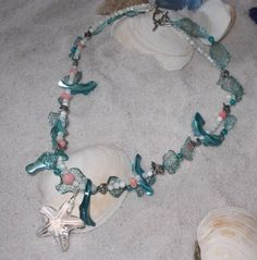 Ocean Treasures Necklace