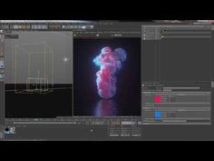 Earth Hologram Tutorial Part 1 - World Map Particles - Cinema Cinema 4d Tutorial, 3d Tutorial, Motion Design, Design Thinking, Cinema 4d Render, Smoke Animation, S Letter Logo, Principles Of Animation, Sci Fi City