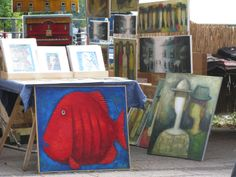 Kunst an der Spree Berlin, Germany, Storage, Home Decor, Art, Purse Storage, Homemade Home Decor, Larger, Deutsch