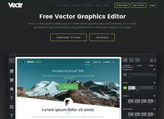 Vectr Offers Free Graphics Editor for Browser & Desktop - Hongkiat