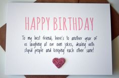 Its Your Best Friends Birthday Today On This Page We Give You The Friend Happy Cards Images For That Make His Her Eyes