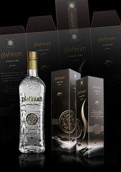 Platinum Vodka PD