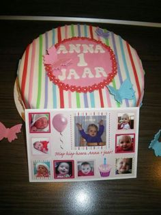 First Bday