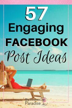Funny Facebook Posts, Interactive Facebook Posts, Facebook Humor, For Facebook, Facebook Marketing Strategy, Social Media Marketing Business, Facebook Business, Marketing Ideas, Business Help
