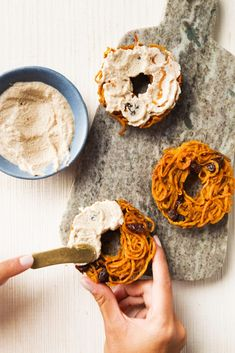 These Grain-Free Bagels Are Made With Sweet Potatoes — And They're Insanely Delicious