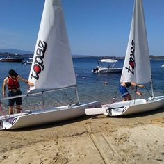Sailing time at resort Water Sports Activities, Water Games, Eagles, Palace, Sailing, Greece, The Outsiders, Boat, Explore