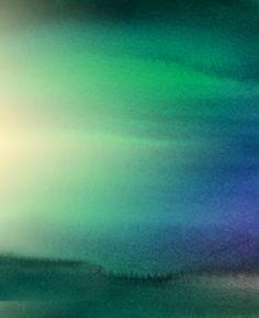 "Saatchi Art Artist Kathy Collins; Painting, ""Lifting Mists 3 LIMITED EDITION *1/3"" #art"