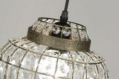 Hanglamp 71599: Landelijk, Rustiek, Klassiek, Eigentijds Klassiek Ceiling Lights, Lighting, Pendant, Home Decor, Homemade Home Decor, Light Fixtures, Ceiling Lamps, Pendants, Lights