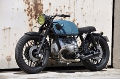 Four wheels move the body. Two wheels move the soul. 1977 BMW R100RS by Spanish Café Racer Dreams