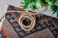 """VOW — """"How to Hide Your Fugly Extension Cord and Make it Look Cool and Bring a Little Texture Into Your Space"""" -- jute rope-covered extension cord how-to"""