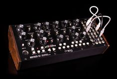 The standalone semi-modular synthesizer and eurorack module is available now. Moog Synthesizer, Analog Synth, Commercial Music, Dream Music, Music Guitar, Practical Gifts, Helpful Hints, Audio, Music Instruments
