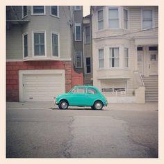 Foto de San Francisco con un Seiscientos