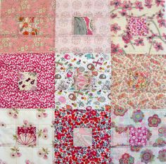 liberty quilts - Google Search More
